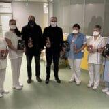 Poděkování Šumperským zdravotníkům v boji proti Covid19